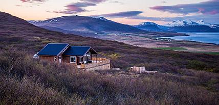 Nordic Lodges Island Brekka Ferienhaus