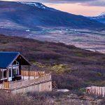 Nordic Lodges Island Ferienhaus Brekka
