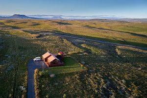 Nordic Lodges Island Ferienhaus Holt Lodge