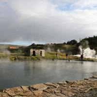 Nordic Lodges Island Ferienhaus Holt Secret Lagoon Fludir