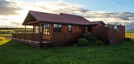 Nordic Lodges Island Holt Ferienhaus