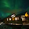 Nordic Lodges Island Natur