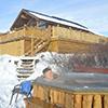 Nordic Lodges Island Privatsphäre