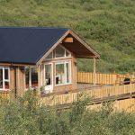 Nordic Lodges Island Roof n' Route Ferienhaus Brekka