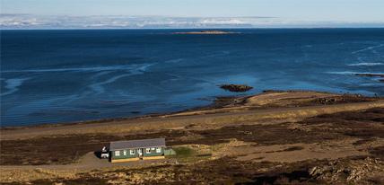 Nordic Lodges Island Tvera Ferienhaus