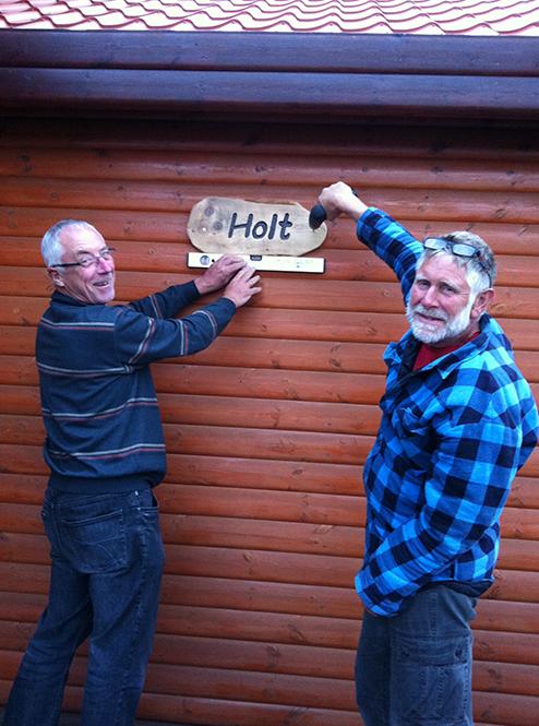 Nordic Lodges Island Über uns