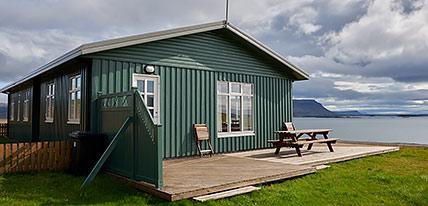 Ferienhaus Tvera Island, holiday home Tvera Iceland