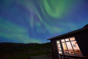 Nordic Lodges Island Ferienhaus Tvera