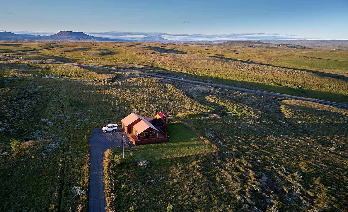 Holt Lodge, cottage, Iceland, rent a lodge, rent a cottage