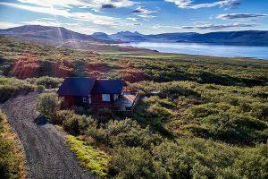 Ferienhaus Island Brekka lodge Iceland