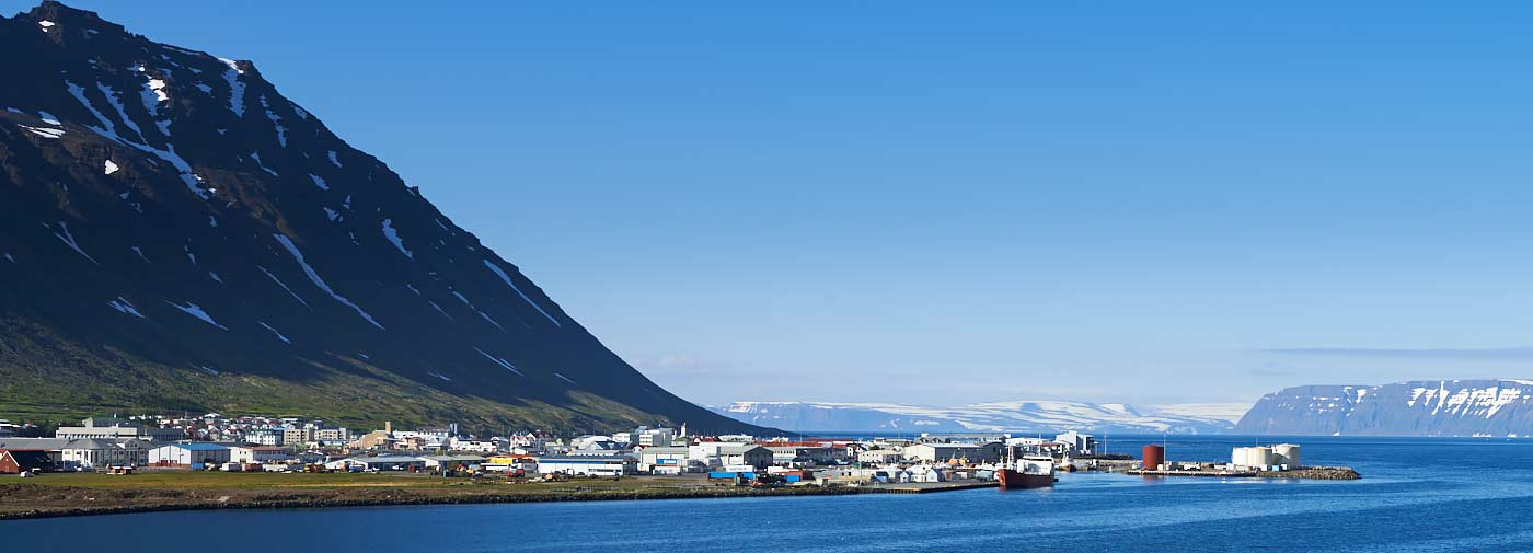 Westfjords, Isafjordur, holiday home Tvera, private lodges, Iceland, Nordic Lodges