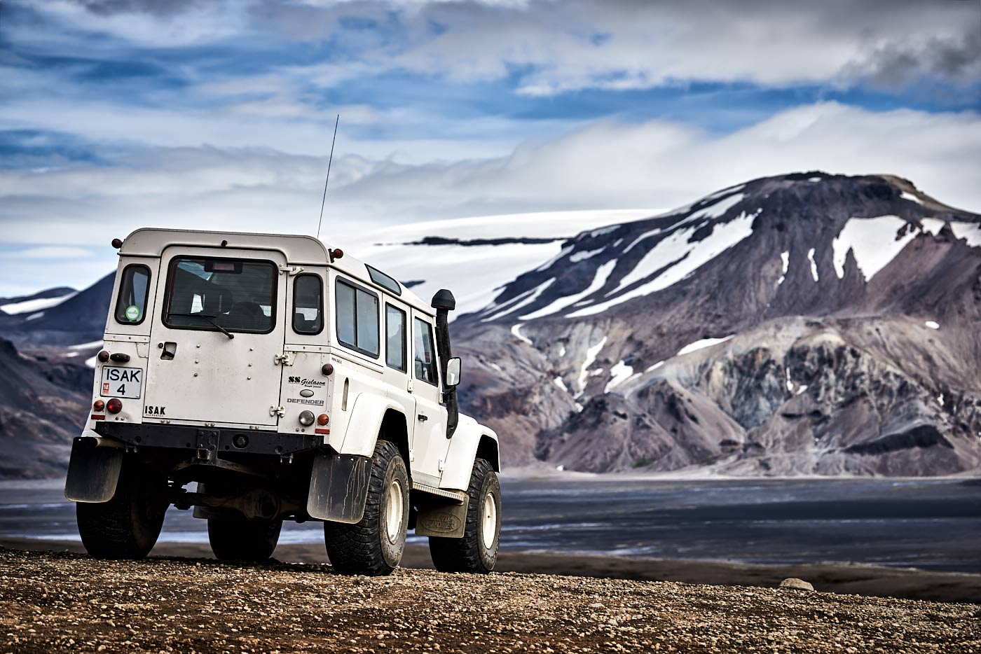 4x4 rental car, ISAK, Iceland, highlands, off-road, Iceland