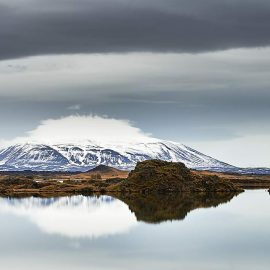 More attractions in Myvatn region in the North of Iceland