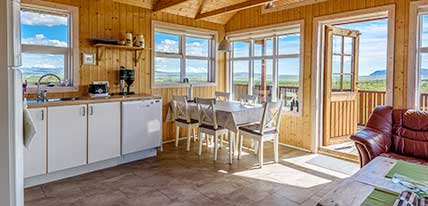 Ferienhaus Holt Island, holiday home Holt Iceland